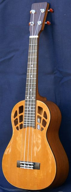 David Shelley Tenor Ukulele --- https://www.pinterest.com/lardyfatboy/