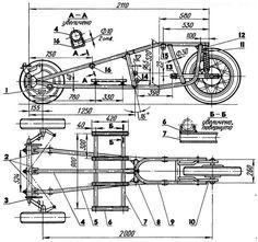 1 million+ Stunning Free Images to Use Anywhere Velo Design, Bicycle Design, Custom Bikes, Custom Cars, Moteurs Harley Davidson, Diy Go Kart, Reverse Trike, Trike Motorcycle, Suspension Design