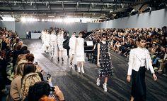 Catwalk tour: the top S/S 2014 women's fashion week venues   Fashion   Wallpaper* Magazine