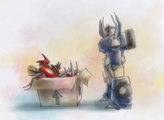 Box of Knockout by The-Starhorse.deviantart.com on @deviantART / when do they ship cyberians