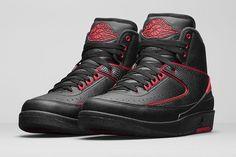 "Air Jordan 2 Retro ""Alternate"" (Detailed Pics & Release Info) - EU Kicks: Sneaker Magazine"