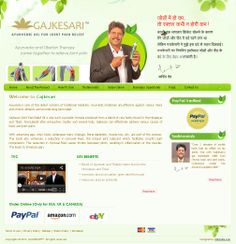 #pharmacy #website Ayurvedic Oil, Website Development Company, Pharmacy, Pain Relief, Therapy, Apothecary, Healing