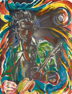 Keith Richards by Ronnie Wood Wood Artwork, Painting On Wood, Painting & Drawing, Illustrations, Illustration Art, Ronnie Wood Art, Rolling Stones Album Covers, El Rock And Roll, Ron Woods