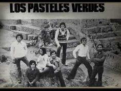 """""""EL RELOJ""""/ LOS PASTELES VERDES/ CANTA ALDO GUIBOVICH/ VERSIÓN ORIGINAL - YouTube"""