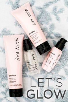 Mantenha sua pele com simples cuidados. Quatro produtos apenas com 11 benefícios para sua pela e tudo o que você precisa! | Mary Kay
