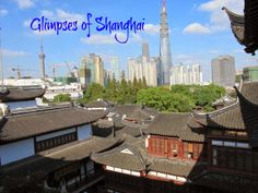 Shanghai Bucket List - top 10 things to see in Shanghai, even if you only have 2 days (gasp!). Read more at: http://www.wanderingeducators.com/best/top-10/glimpses-shanghai.html