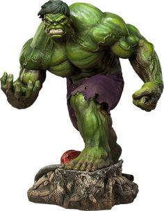 Miniaturas e Colecionismo - Hulk