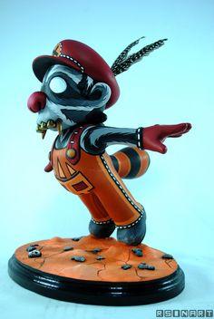 Rsin Art - Super Mario Customs