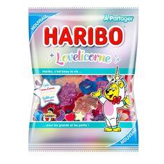 Haribo Candy, Haribo Gummy Bears, Fini Tubes, Flan Au Caramel, Cute Food, Yummy Food, Pig Birthday Cakes, Junk Food Snacks, Unicorn Foods