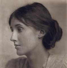 """Virginia Woolf - """"The history of men's opposition to women's emancipation is more interesting perhaps than the story of that emancipation itself."""" From """"A Room of One's Own"""""""