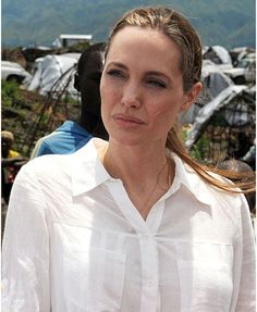 10 Pictures Of Angeline Jolie Without Makeup