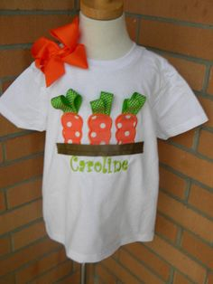 cute idea for Easter shirt!