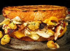 Grilled Cheese Academy - Recipes