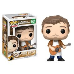 Parks and Recreation Andy Dwyer Pop! Vinyl Figure - Funko - Parks and Recreation - Pop! Vinyl Figures at Entertainment Earth Andy Dwyer, Pop Vinyl Figures, Funko Pop Figures, Parks And Recreation, Red Dead Redemption, Monty Python, The Witcher, Harry Potter, Pokemon Go