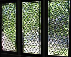 """leaded glass beveled pieces 