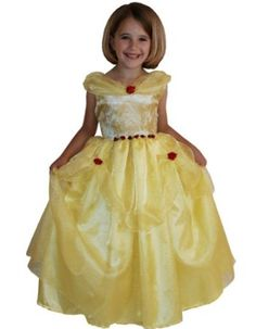 Love this Belle princess costume!