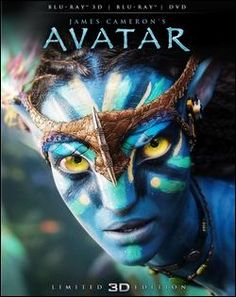 AvatarBlu-ray 3D024543823018 Front
