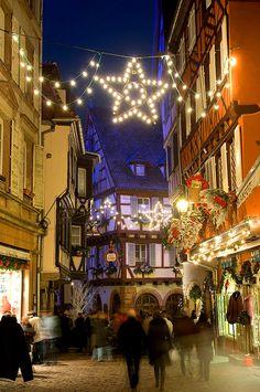 Colmar, un sueño francés en Navidad