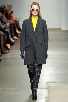 Karen Walker Fall 2012 Ready-to-Wear Fashion Show