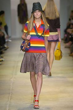 Prada Spring 2005 Ready-to-Wear Collection Slideshow on Style.com