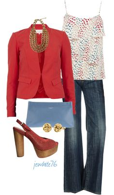 """""""Sassy at Work"""" by jewhite76 on Polyvore"""