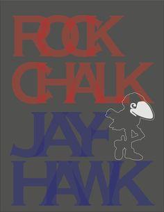 my favorite jayhawk!