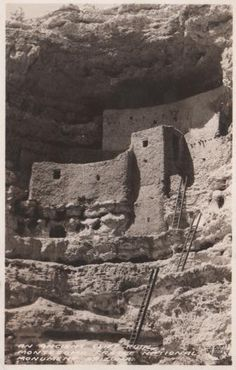 Montezuma Castle Frasher's Fotos by VictorianCobweb on Etsy, $10.00