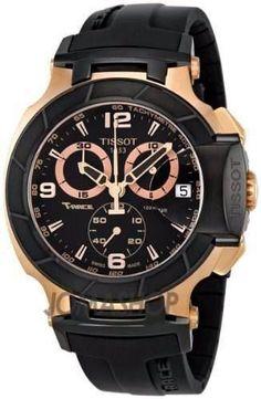 Relógio Masculino Tissot Pr T Preto Rosê Funcional Barato !! - R$ 599,00