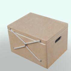 Μεσαίο χειροποίητο ξύλινο κουτί