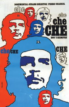 A History of Graphic Design: Chapter 36 - Art of Posters for Films - the Cuban School
