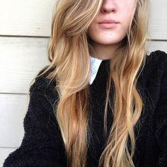 thank you guys soo much for like im in shock rn I Like Your Hair, Let Your Hair Down, Good Hair Day, Love Hair, Gorgeous Hair, Cut Her Hair, Hair Affair, Dream Hair, Down Hairstyles