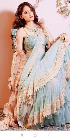 Sanjeeda in Outfit Arpitamehtaogficial Jacket Anamika Khanna Bridal Wedding Dresses, Bridal Outfits, Wedding Attire, Wedding Lehnga, Western Dresses, Indian Dresses, Indian Outfits, Fashion Terminology, Bridal Lehngas