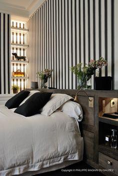 Rénovation, architecte, intérieur, chic, luxe, appartement, Lyon ...