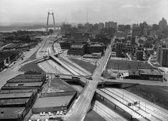 I-70 St. Louis, MO 1965