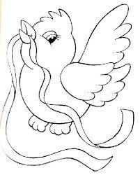 Resultado de imagen para pajarito volando dibujo