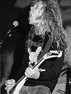 old metallica. When they were GOOD!