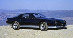 A Look Back at the Mustang vs. Camaro War of 1982