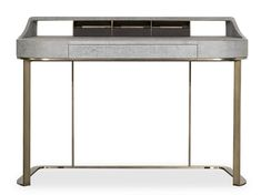 Writing desk with drawers YVES by BAXTER | design Roberto Lazzeroni