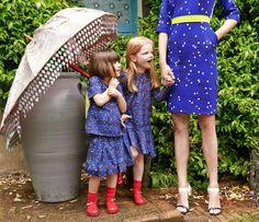 Preen Mini gorgeous kidswear mini me styles from this top British fashion label