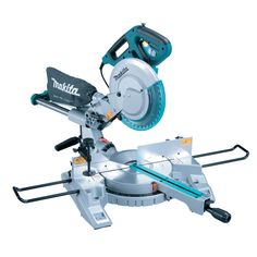 Makita - Sliding Double Bevel Compound Mitre Saw 260mm - LS1018L | Total Tools