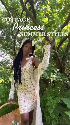 Check out my full youtube video on these modern day princess summer looks! Click the link down below to subscribe for more feminine content. 🤍 Beauty And The Beast Art, Princess Aesthetic, Spring Outfits Women, Black Girl Aesthetic, Princess Wedding, Tv Videos, Feminine Style, Summer Looks, Girly Things
