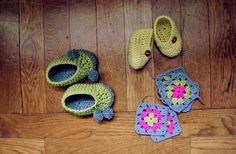 little shoes for newborn http://klejmotek.blogspot.com/2014/12/dla-malenstwa.html