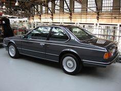 BMW E24 M 635 CSi. Classic Bimmers.