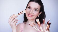 Очень красивые, бюджетные кисти Zoeva Rose Golden Luxury, подробный обзор на кисти с Алиэкспресс, и Ландыши :) Приятного просмотра! :) #makeupartist #makeup #zoeva #макияж #визажист #ютуб #youtube #aliexpress