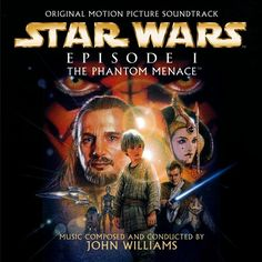 John Williams - Star Wars Episode 1: The Phantom Menace Limited Edition 180g 2LP