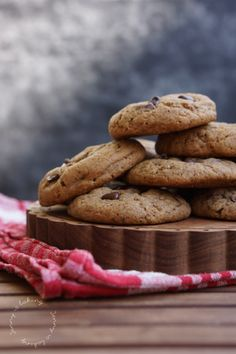 Cookies with Ovaltine or Milo, this is the perfect combination of regular chocolate chip cookie with malt powder Chocolate Chip Cookies, Chocolate Malt, Chocolate Powder, Ovaltine, New Menu, Recipe From Scratch, Diy Food, Cookie Dough, Baking Recipes