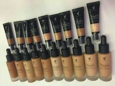 Younique Liquid Foundation and Concealer! Being released September 1, 2015!