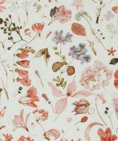 Liberty Art Fabrics Floral Eve B Tana Lawn