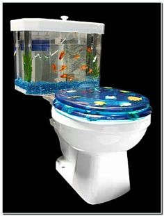 1000 images about out of the ordinary decor for your home for Fish tank trailer