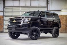 2015 Chevrolet Tahoe LT LIFTED 4x4 SUV $48,988